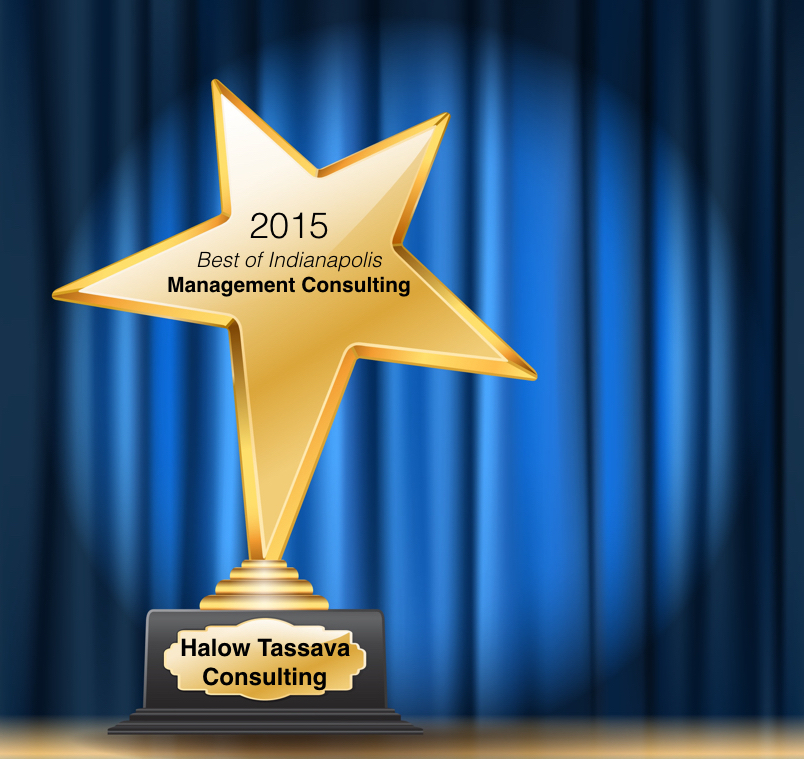 Halow Tassava Consulting wins 2015 Best of Indianapolis Award for Management Consulting